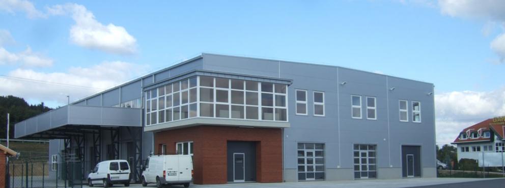 Zalaegerszeg, Faipari inkubátorház