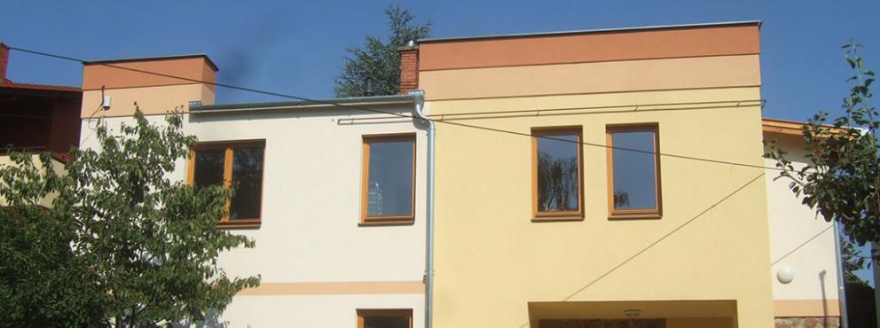 Szent Család Óvoda, tornaszoba kialakítása Zalaegerszeg, Olajmunkás utca