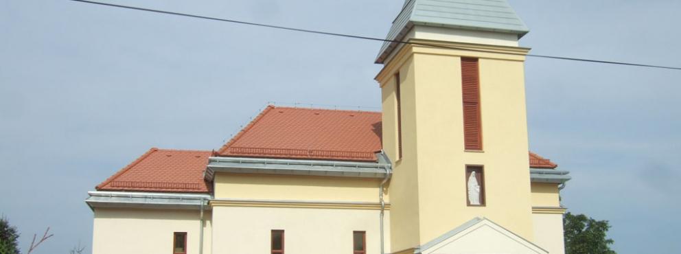Zalaegerszeg-Besenyő, Szent Anna templom